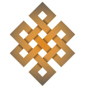 talisman magique -noeud infini ou noeud sans fin