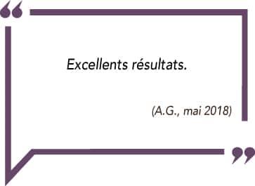 """témoignages et avis sur les résultats du talisman de desenvoutement """"excellents résultats"""""""