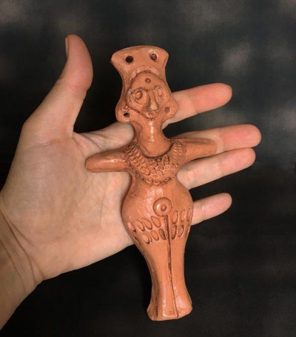 Amulette sumérienne de prospérité