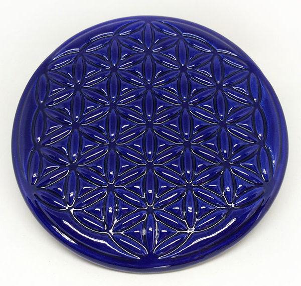 Achat fleur de vie - bienfaits de la fleur de vie en céramique