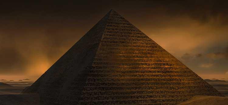 pouvoirs secrets des pyramides