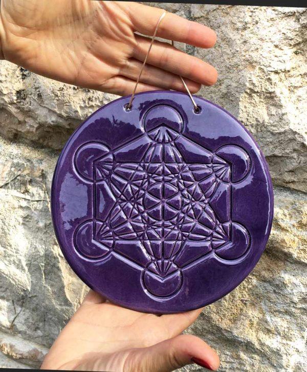 cube de métatron géométrie sacrée