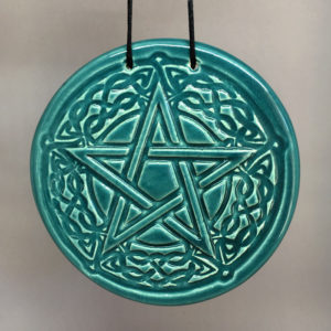 pentacle de protection celtique