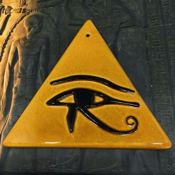 œil d'Horus œil oudjat amulette égyptienne