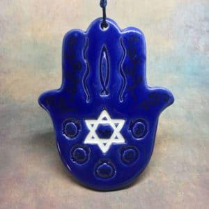 Amulette Hamsa (Khamsa) pour la protection