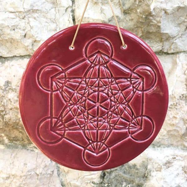 cube de métatron - géométrie sacrée
