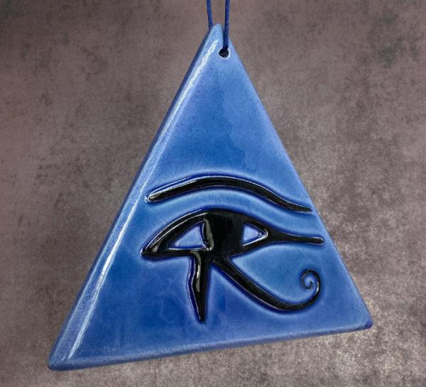signification de l'oeil d'horus amulette oudjat